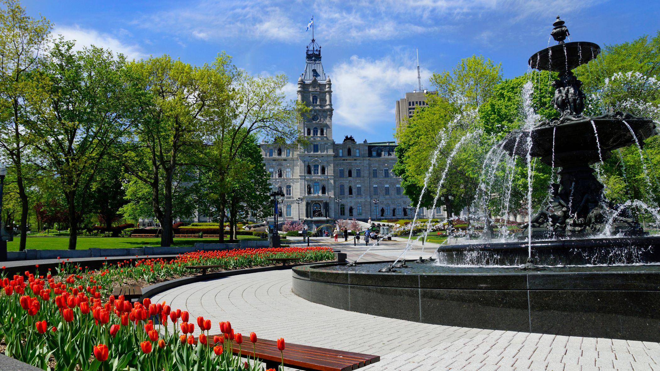 Hotel du Parlement_credit Office du tourisme de Québec